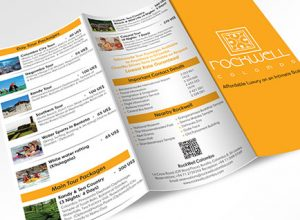 Rochwell Colombo - Travel Brochure