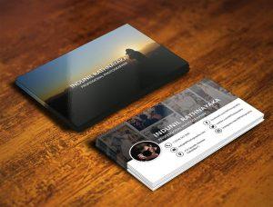 Sunil Rathnayake - Buiness Card